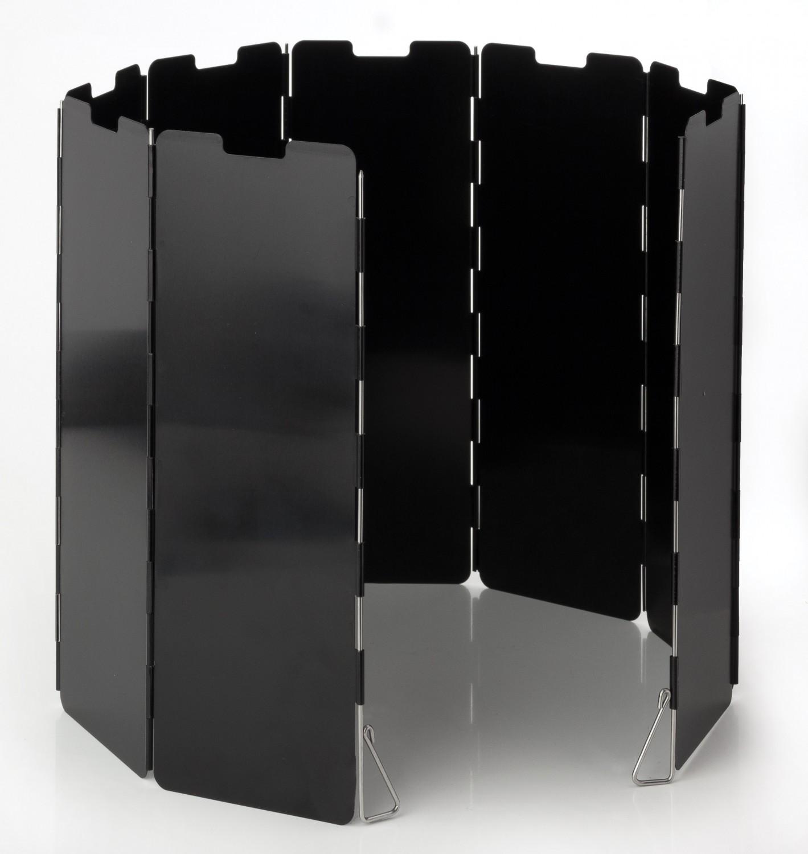 fox cookware windshield xl windschutz f r gaskocher benzinkocher camping 67x24cm ebay. Black Bedroom Furniture Sets. Home Design Ideas