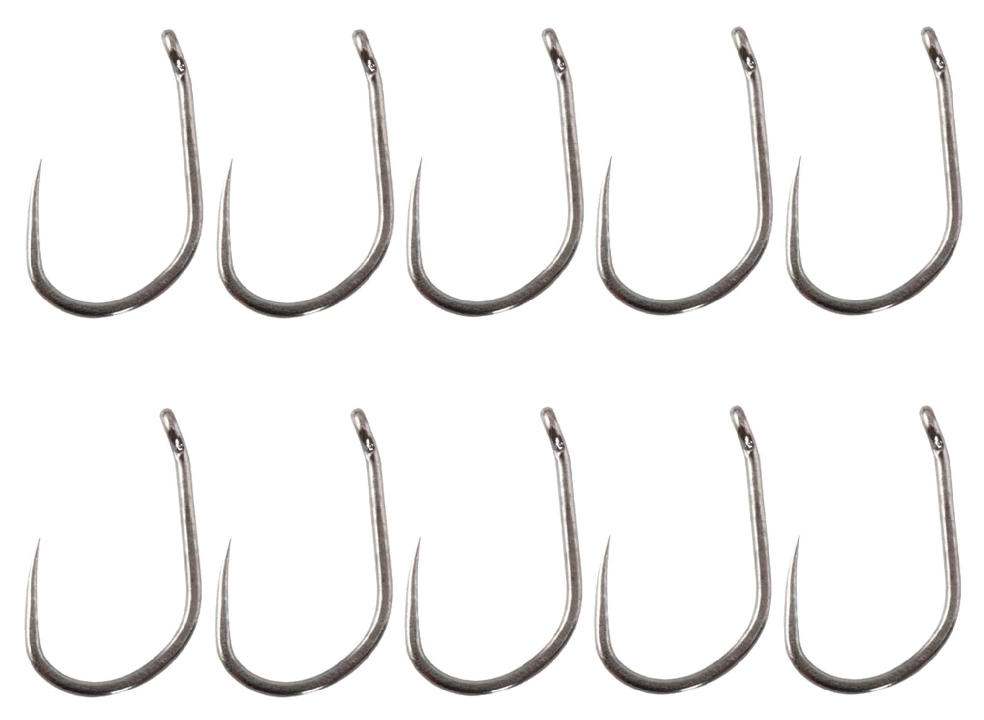 Angelhaken zum Stippen 10 Stipphaken Fox Matrix Bander Hooks Friedfischhaken