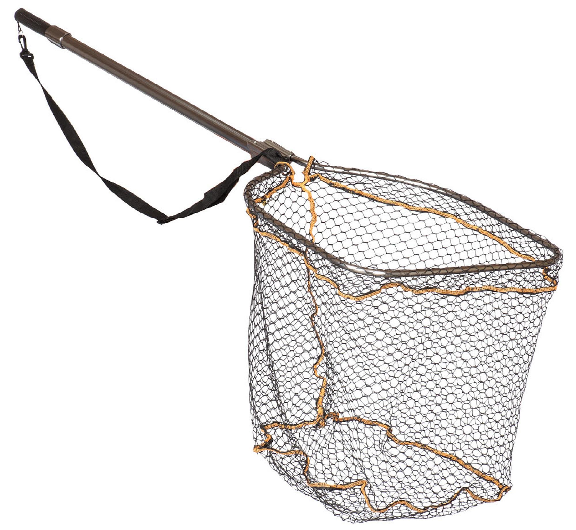 Karpfenkescher Fischerei Kescher Fischernetz Fishing Landing Net 50cm