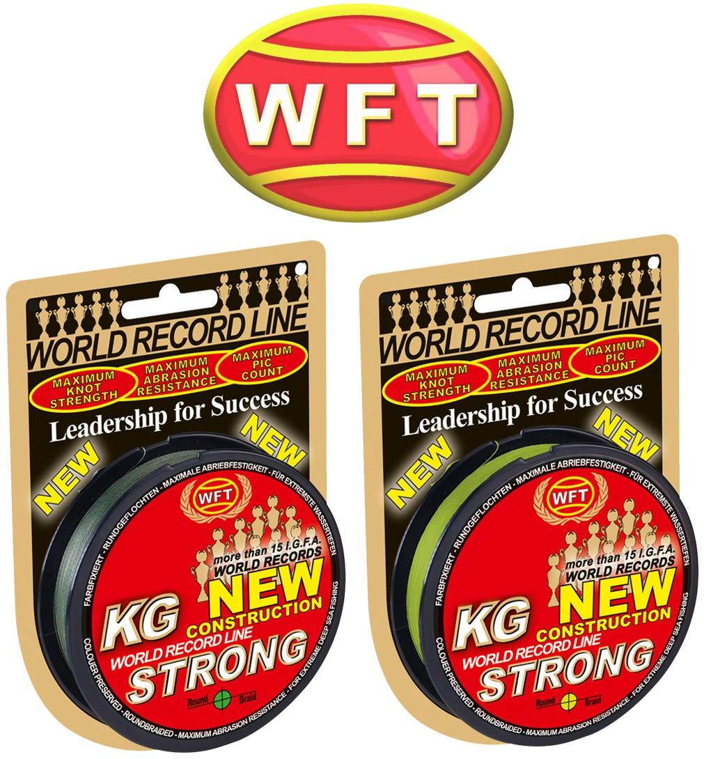KG STRONG Schnur 150m 0,08mm 10kg