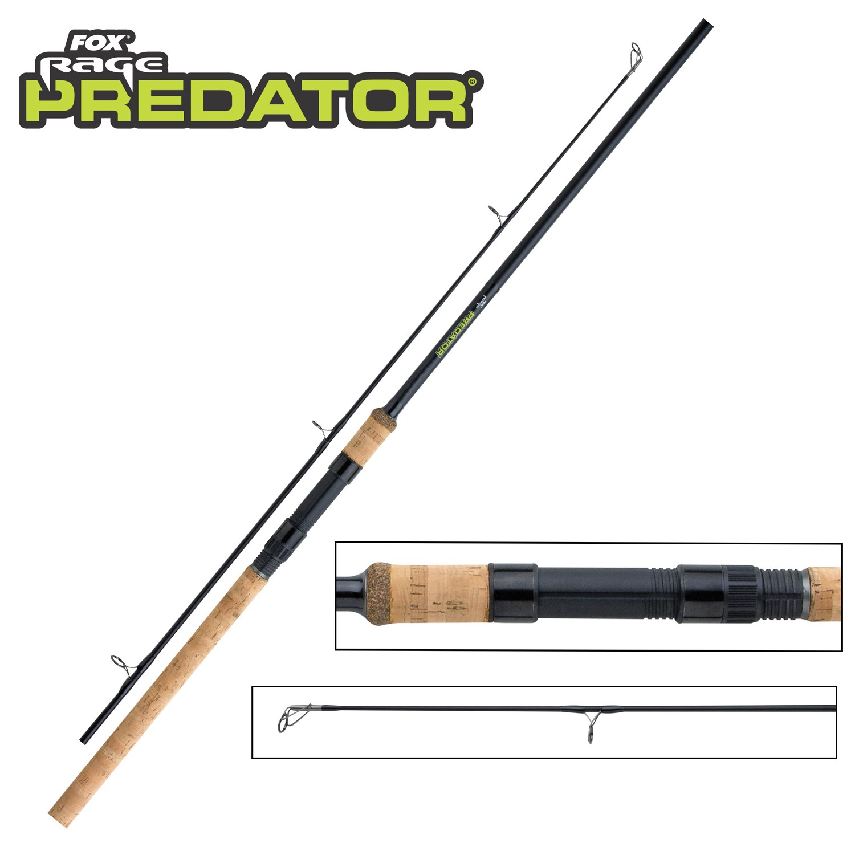 Deadbait Rod 12ft 3,25bs Ruten zum Angeln mit Köderfisch