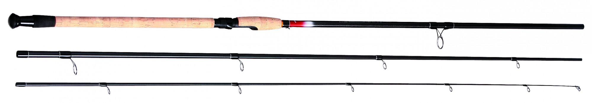 Big Bull Trout Catcher 390cm 30g Forellenrute für Sbiro und Posenmontagen