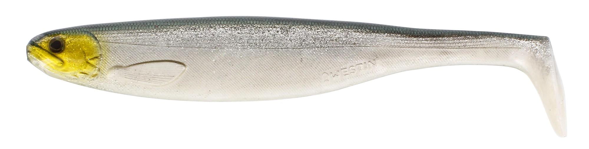 Westin Shad Teez Gummifische 22cm o. 27cm Gummiköder zum Hecht und Wallerangeln