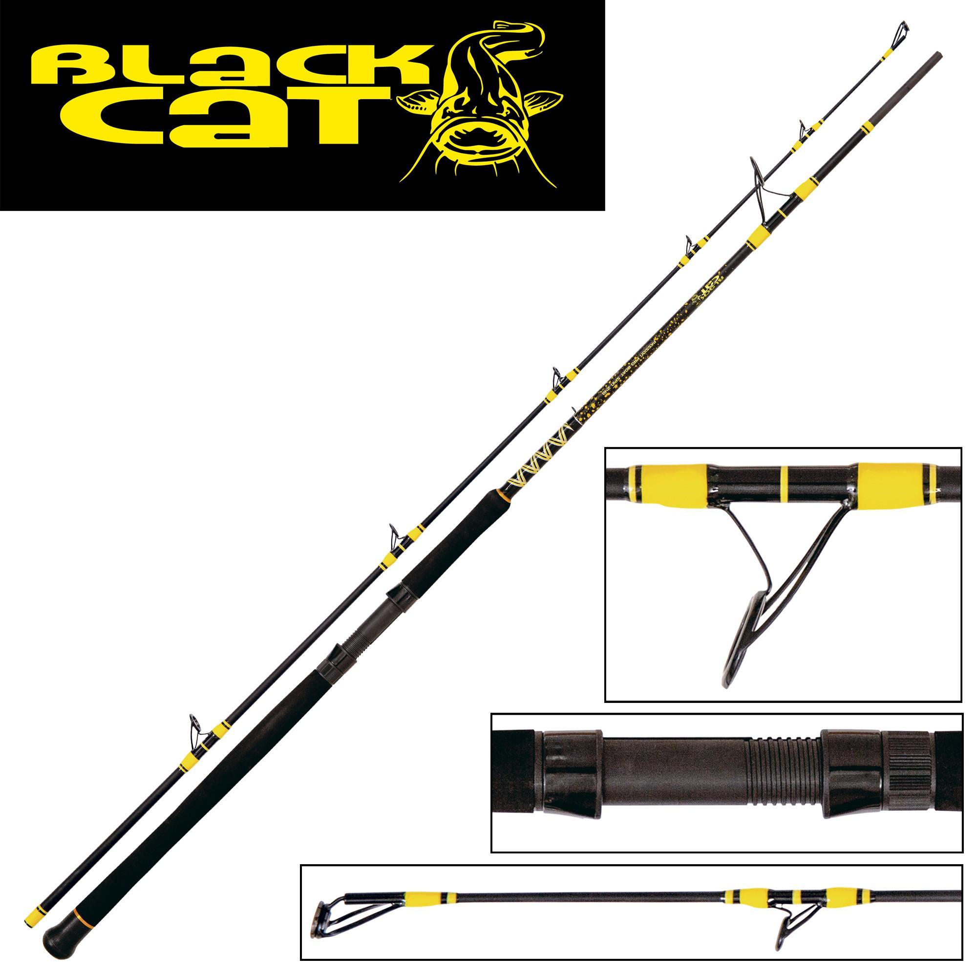 Black Cat Passion Pro Dx Boat