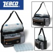 Zebco Uni Tackle Keeper 37x18x24cm Angeltasche + 3 Angelboxen