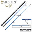 Westin W6 Popping ML 213cm 30-120g - Spinnrute