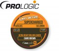 Prologic Supercharged Hollow Leader 7m 50lbs Camo Brown Vorfachschnur