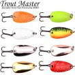 Trout Master Leaf 3cm 3,5g - Blinker
