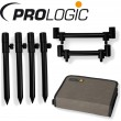 Prologic Power Post 2 Rods Kit - Buzzer Bar