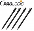 4 Prologic Telescopic Power Banksticks 40-60cm