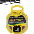Spro Pike Fighter 1x7 Coated Wire 20m - Stahlvorfach