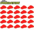 Fox Rage Predator Bait Fins Red Baitstopper