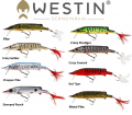Westin Wobbler Mike the Pike (HL) 14cm 30g