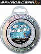 Savage Gear Soft Fluorocarbon Schnur 0,30mm 50m 6kg
