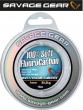 Savage Gear Soft Fluorocarbon Schnur 1,0mm 15m 50,5kg