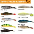Savage Gear LB Soft 4Play Swim&Jerk Gummifische (8cm, 9,5cm, 13cm o. 19cm)