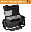 Savage Gear Lure Specialist Shoulder Bag L Angeltasche 16x40x22cm inkl. 2 Angelboxen