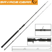 Savage Gear Spinnrute Browser CCS Trigger 258cm -120g