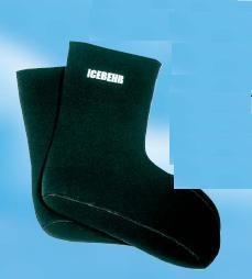 Titanium Neoprene Socken XL 45-47 für Stiefel