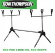 Ron Thompson Rod Pod komplett RODPOD