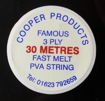 30m Cooper Products PVA Schnur