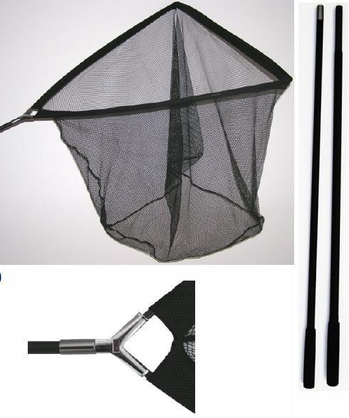 Karpfenkescher Karpfen Kescher 2 teilig 180cm Pro Carp II
