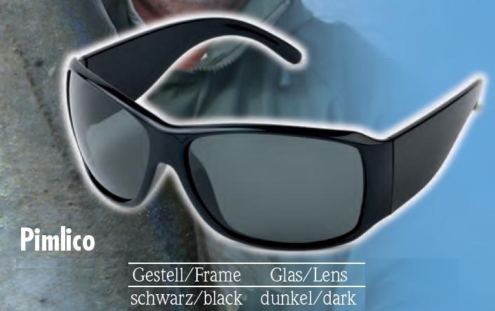 Sonnenbrille Polarisationsbrille Polbrillen Pimlico von Behr Trendex Sensosol 8mpvcNg3iv