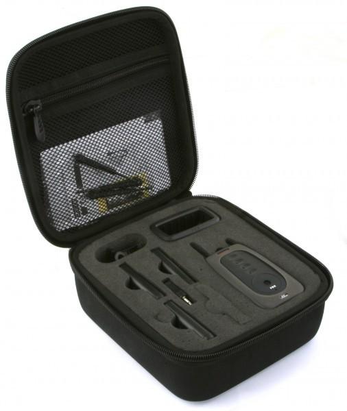TXR Micro Funk System für 3 Bissanzeiger + Receiver