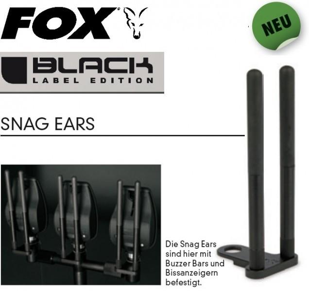 Black Label Snag Ears XL für Bissanzeiger