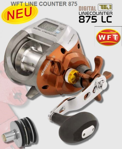 Line Counter 875 Multirolle Linkshand / Rechtshand