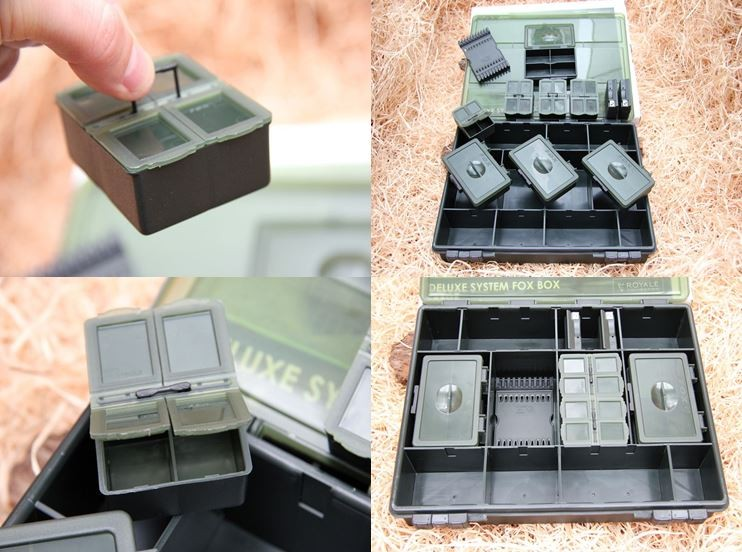 Royale System Box Large Tacklebox