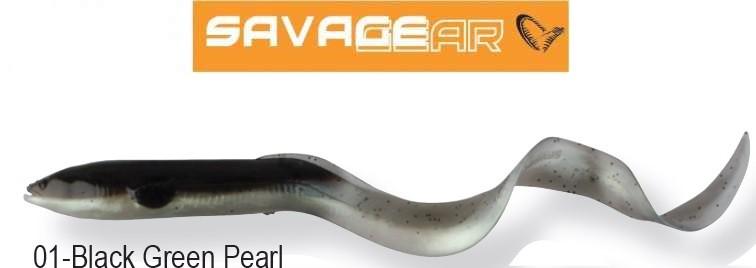 Savage-Gear-Real-Eel-Loose-Body-15cm-20-30-o-40cm-Gummiaal-Gummifisch