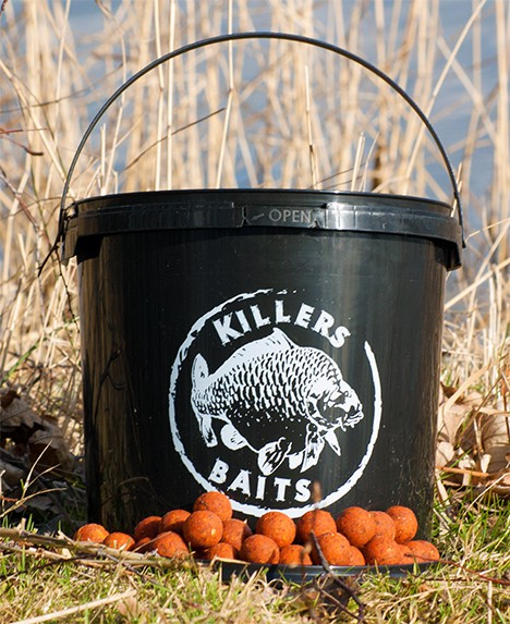 Carp Killers Boilies French Water 3,5kg Eimer