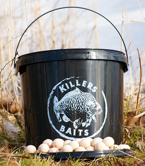 Carp Killers Boilies Scoberry 3,5kg Eimer