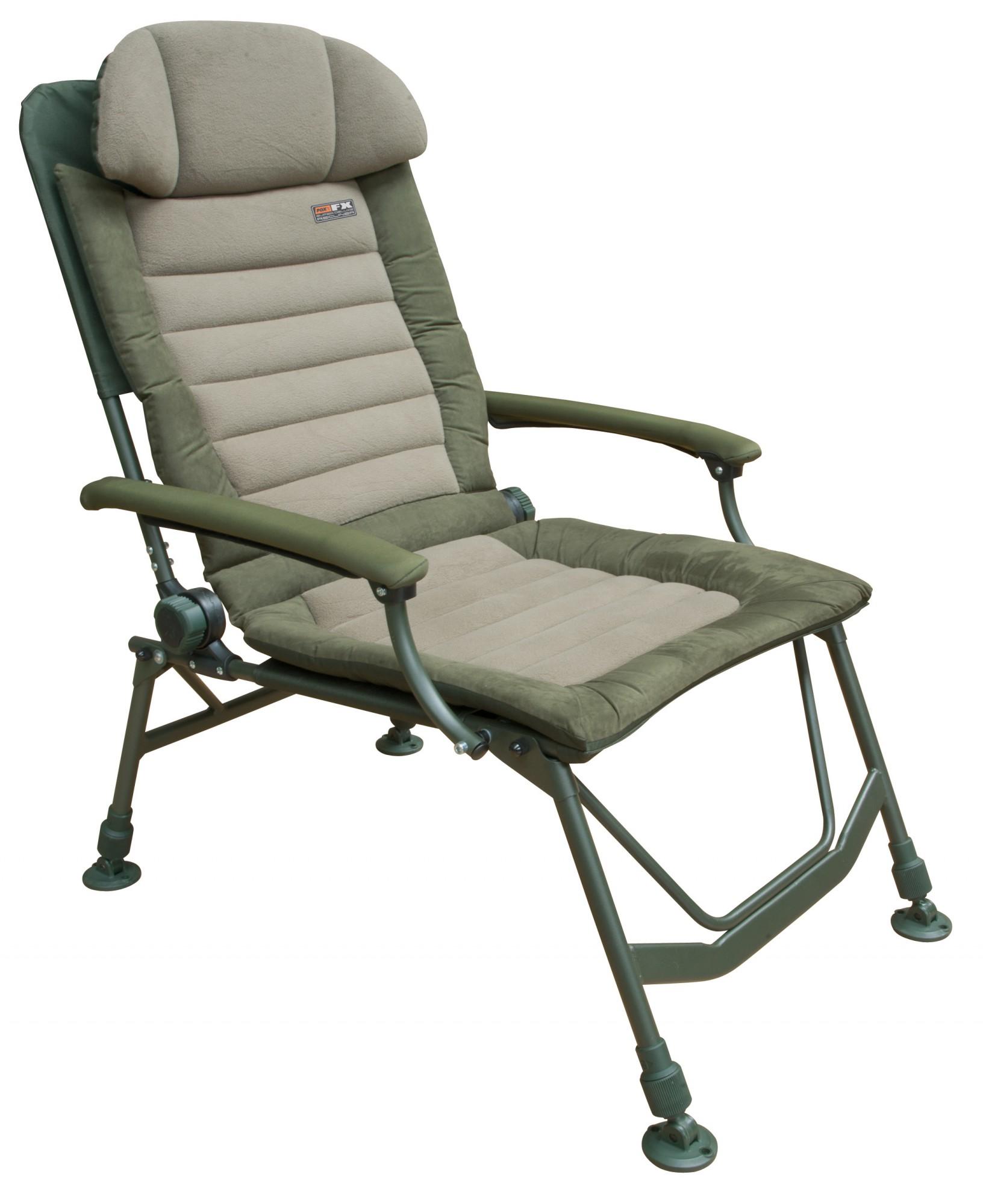 Fox Fx Super Deluxe Recliner Chair Stuhl Angelstuhl