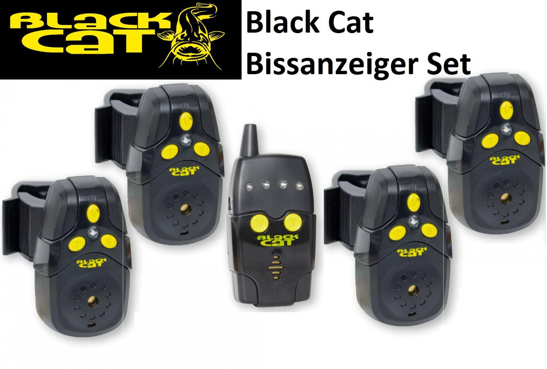 Bissanzeiger Set (4 Funkbissanzeiger + 1 Receiver)